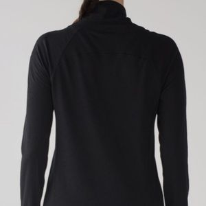 Lululemon Breathe a wool Tunic size 8